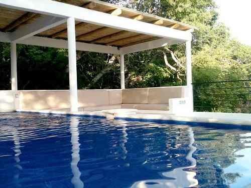 Cad Villa Diamante Casa 4. Alberca. Terraza Con Vista Al Mar