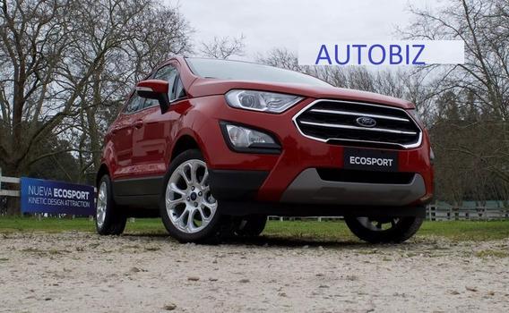 Ford Ecosport Se At 123cv 1.5 4x2
