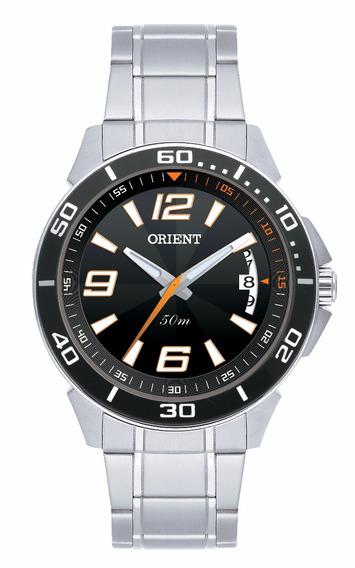 Relógio Orient De Fábrica Original Unissex Mbss1146 P2sx