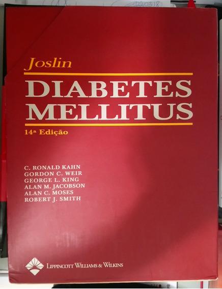 Joslin - Diabetes Melito - 14 Ed