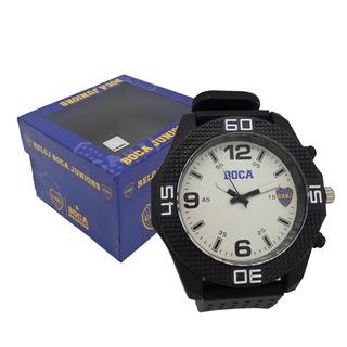 Set Reloj Superdeportivo Boca Juniors Y Billetera