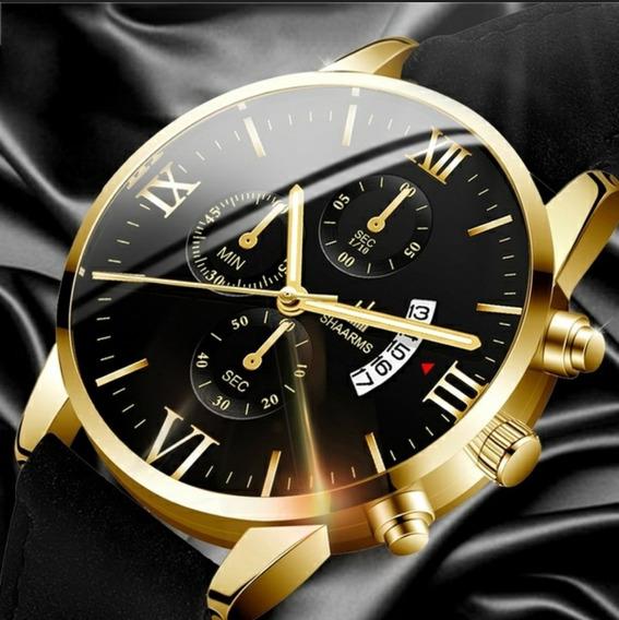 Relógio Masculino Barato Bonito - Edição Exclusiva