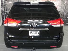Toyota Sienna Sin Definir 5p Xle V6/3.5 Aut Q/c Piel