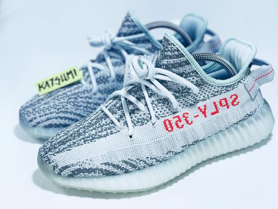 adidas Yeezy Boost 350 V2 Blue Tint 39 Br Novo Frete Grátis