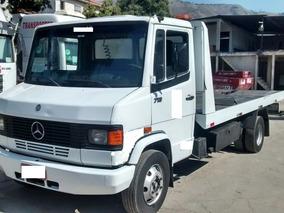 Mercedes-benz Mb 710 / 2010 Plus Guincho-reboque-plataforma