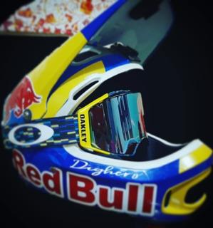 Casco Poc Coron Carbón Red Bull Edición