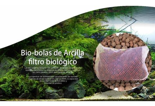 Biobolas Arcillas Material Filtrante Biológico Acuarios