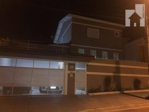 Casa Residencial Para Venda E Locação, Recanto Quarto Centenário, Jundiaí. - Ca0672