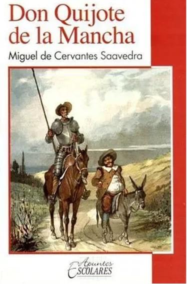 Don Quijote De La Mancha Libro Infantil / Juvenil Literatura