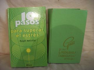 Pack Libros Superar Estres/guía Especialidades Farmacéuticas