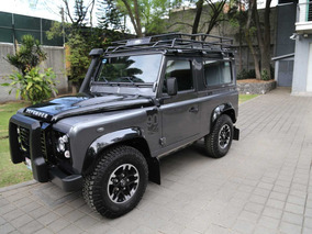 Land Rover Defender 90 Adventure #01 2016 Sin Rodar