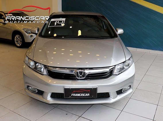 Civic 2.0 Lxr Automatico Flex