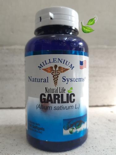 Garlic Perlas De Ajo Sin Olor X100s - Unidad a $200
