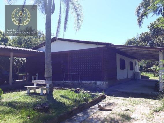 Sítio Com 2 Dormitórios À Venda, 5000 M² Por R$ 270.000,00 - Passo Do Vigário - Viamão/rs - Si0006