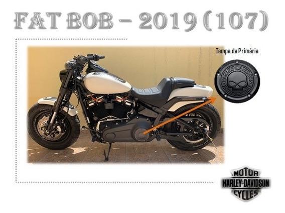 Harley Davidson Softail Fat Bob (107) - 2019