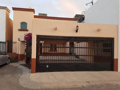 Renta De Casa En Mónaco Residencial, Hermosillo, Sonora