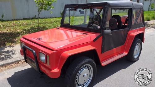 Dakar Jeep Bugy