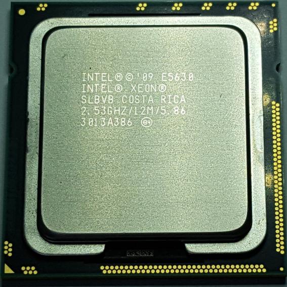 Processador Intel Xeon E5630 Slbvb Quad Core 2.53ghz Kit 2pç