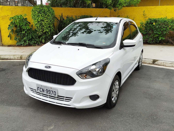 Ford Ka 1.0 Branco