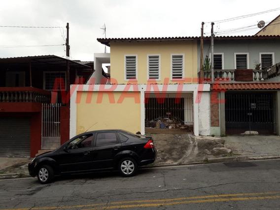Casa Terrea Em Jardim Rosa De Franca - Guarulhos, Sp - 331791