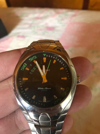 Relógio Orient Caixa De Aço