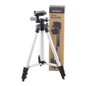Tripé Profissional 1,02m Câmera Gopro Grande Ajustável Vídeo