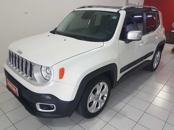 Jeep Renegade 1.8 16v Limited Flex 5p