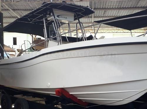 Lancha Fishing 265