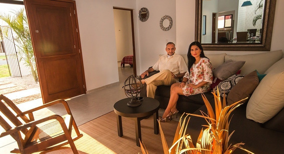 Casa En Venta En El Complejo Residencial Baspul - Modelo J