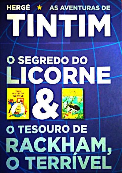 Tintim: O Segredo Do Licorne & O Tesouro De Rackham, O Terrí