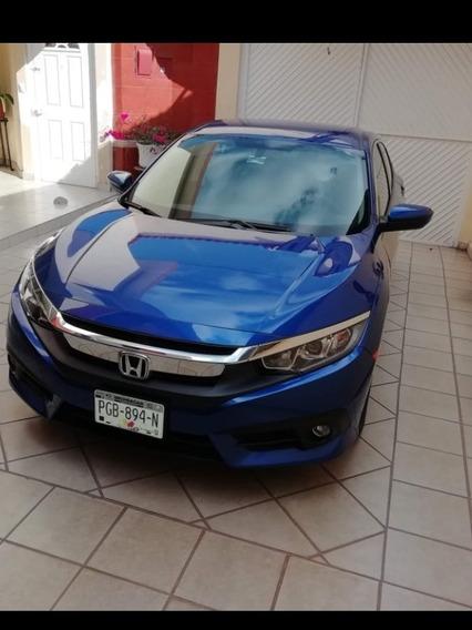 Honda Civic Civic Automático Cvt