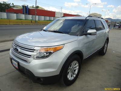Ford Explorer Blindada Nivel 3 Plus