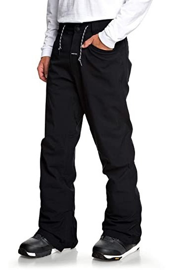 Pantalon Snow Hombre Dc Relay Impermeable 15k