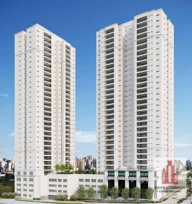 Apartamento Com 4 Dormitórios À Venda, 152 M² Por R$ 870.000 - Jardim Maia - Guarulhos/sp - Ap1047