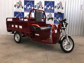 Triciclo Electrico Con Pick Up Oferta 831.932+iva