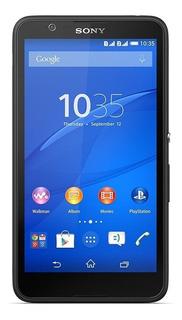 Sony Xperia E4 Dual SIM 8 GB Preto 1 GB RAM