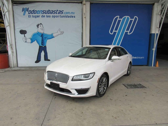 Lincoln Mkz 2017 4p Select L4/2.0/t Aut