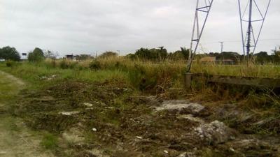 Bom Terreno No Balneário São Jorge, Em Itanhaém Ref 3344