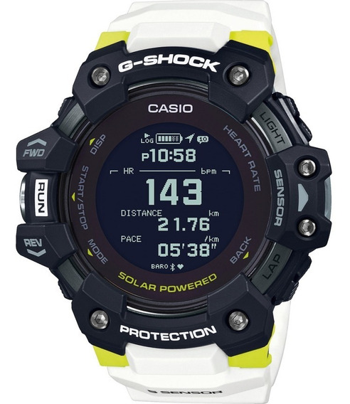 Relógio Casio G-squad Gbd-h1000-1a7