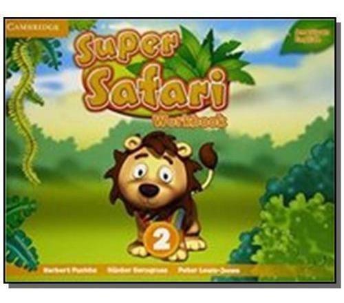 Super Safari 2 American English Wb