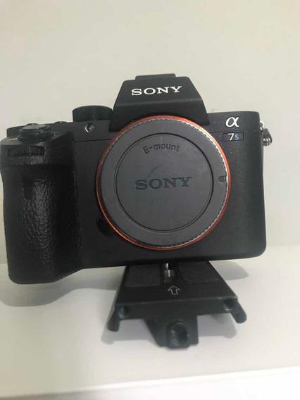 Câmera Sony Mirrorless A7sii A7s2 A7s M2 A7s 2