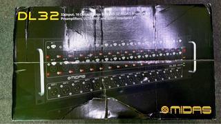 Dl32 Midas Stage Box Oferta
