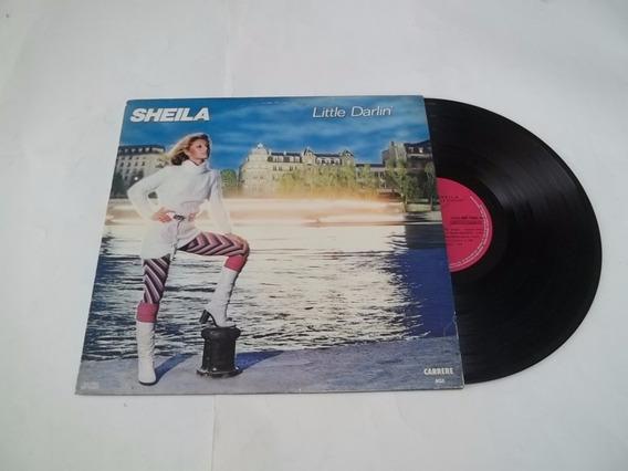 Lp Vinil - Sheila - Little Darlin