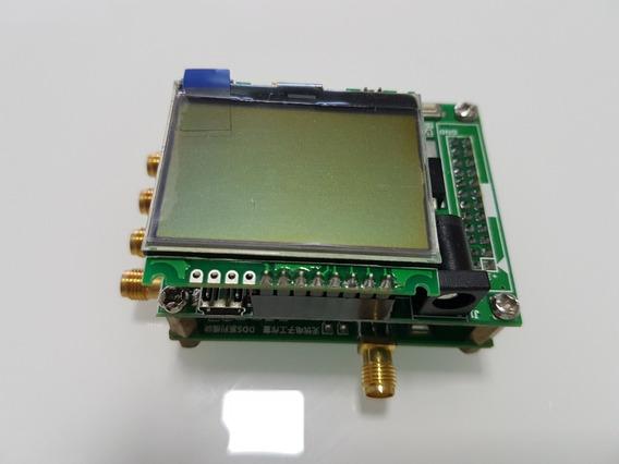 Placa Desenvolvimento Adf4350 Pll Rf 4,4ghz Gerador Lcd