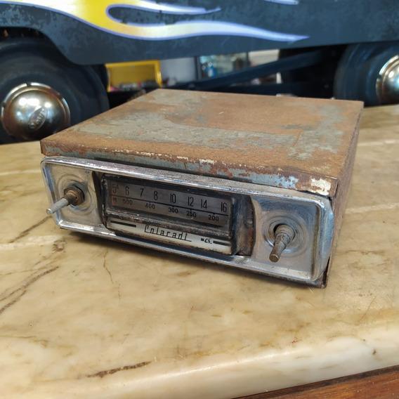 Rádio Automotivo Colaradi Antigo Carro Ñ Emblema 3014
