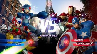 Marvel Vs Capcom Infinite Xbox One Juego Fisico Nuevo Sellad