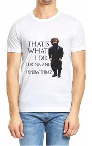 Playera Game Of Thrones Tyrion Lannister Envío Gratis, Got