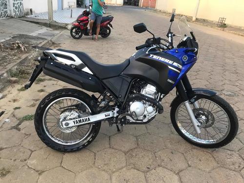 Yamaha Teneré 250 Preta 2019