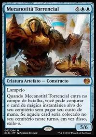 Magic: 1x Mecanotitã Torrencial / Torrential ! Frete Grátis