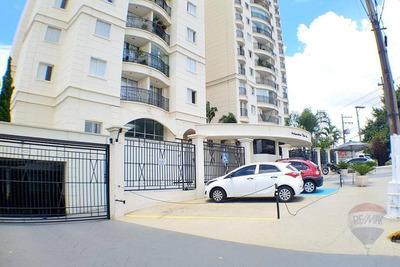 Apartamento No Ipiranga, Perto Do Metro. C/ 2 Quartos, 1 Suite E 2 Vagas - Ap0073